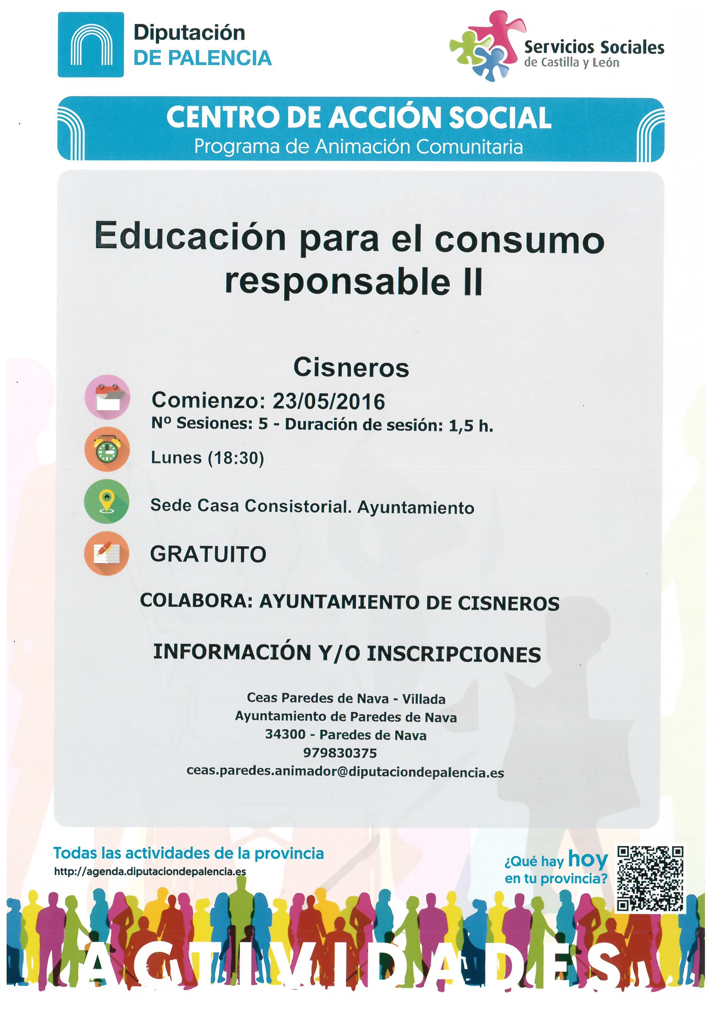 EDUCACIÓN PARA EL CONSUMO RESPONSABLE