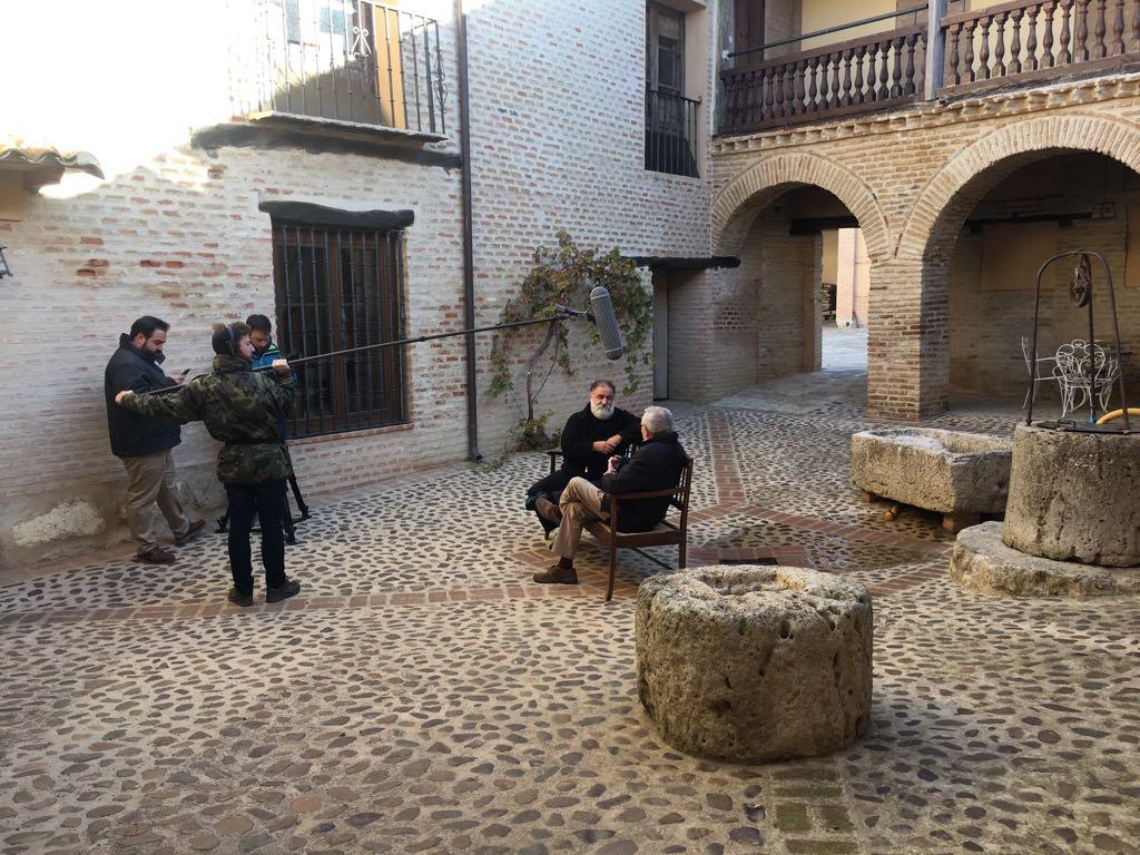 Cisneros, entre el Chiborra y el Cardenal